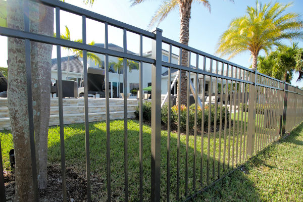 decorative aluminum fencing. OnGuard residential ornamental aluminum fence offers the look of wrought  iron but with lifetime durability Fence Styles and Gate Manufacturer Systems